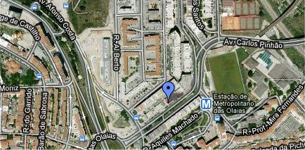 olaias mapa Tecnerga   Equipamentos de electrotecnia olaias mapa
